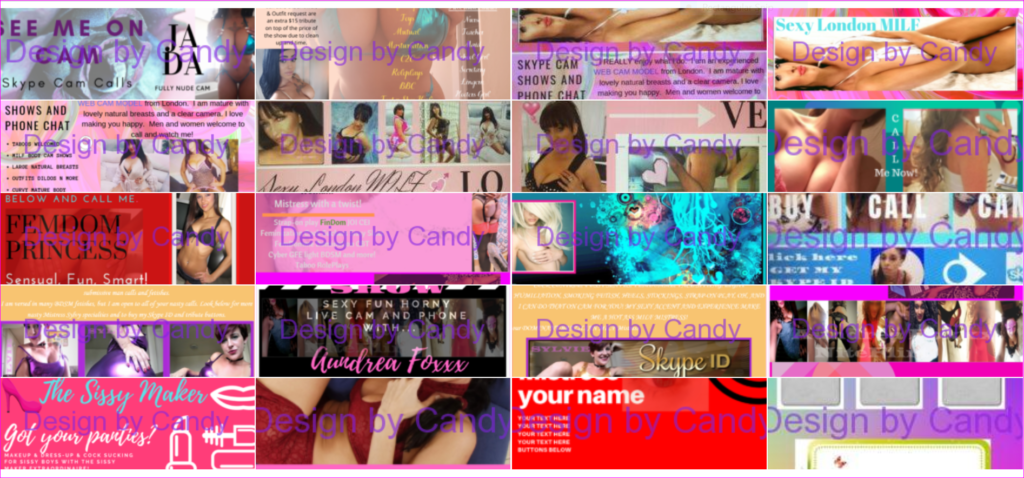 adult web design niteflirt layouts cam girl websites